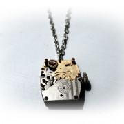 Apocalyptic Wastelands pendant necklace