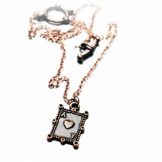 Casino Trump Card pendant