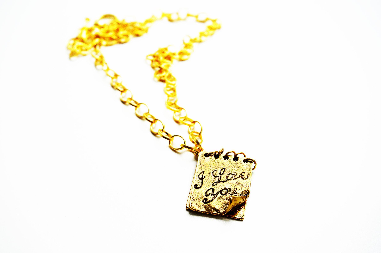 necklace pendant love Valentine