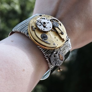 Bracelets Cuffs Steampunk Bdsm Part 2