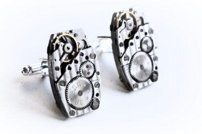 steampunk bdsm mens cuff links