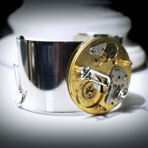 apocalypse's chronicles steampunk bracelet cuff burning man