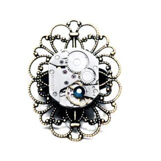стимпанк бдсм украшение женское кольцо домина доминатрикс