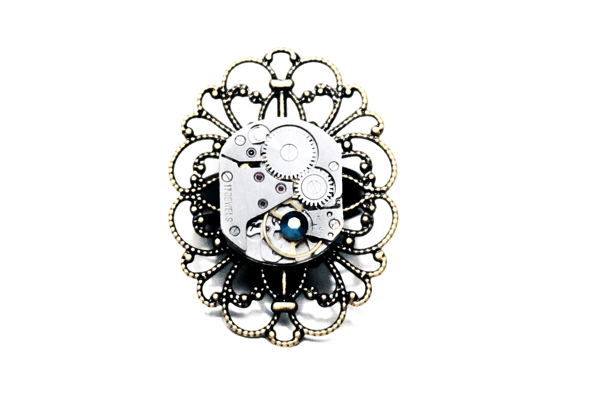 steampunk bdsm ring