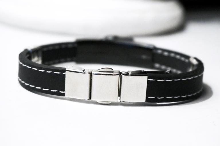steampunk mens jewelry bracelet boyfriend gift for him