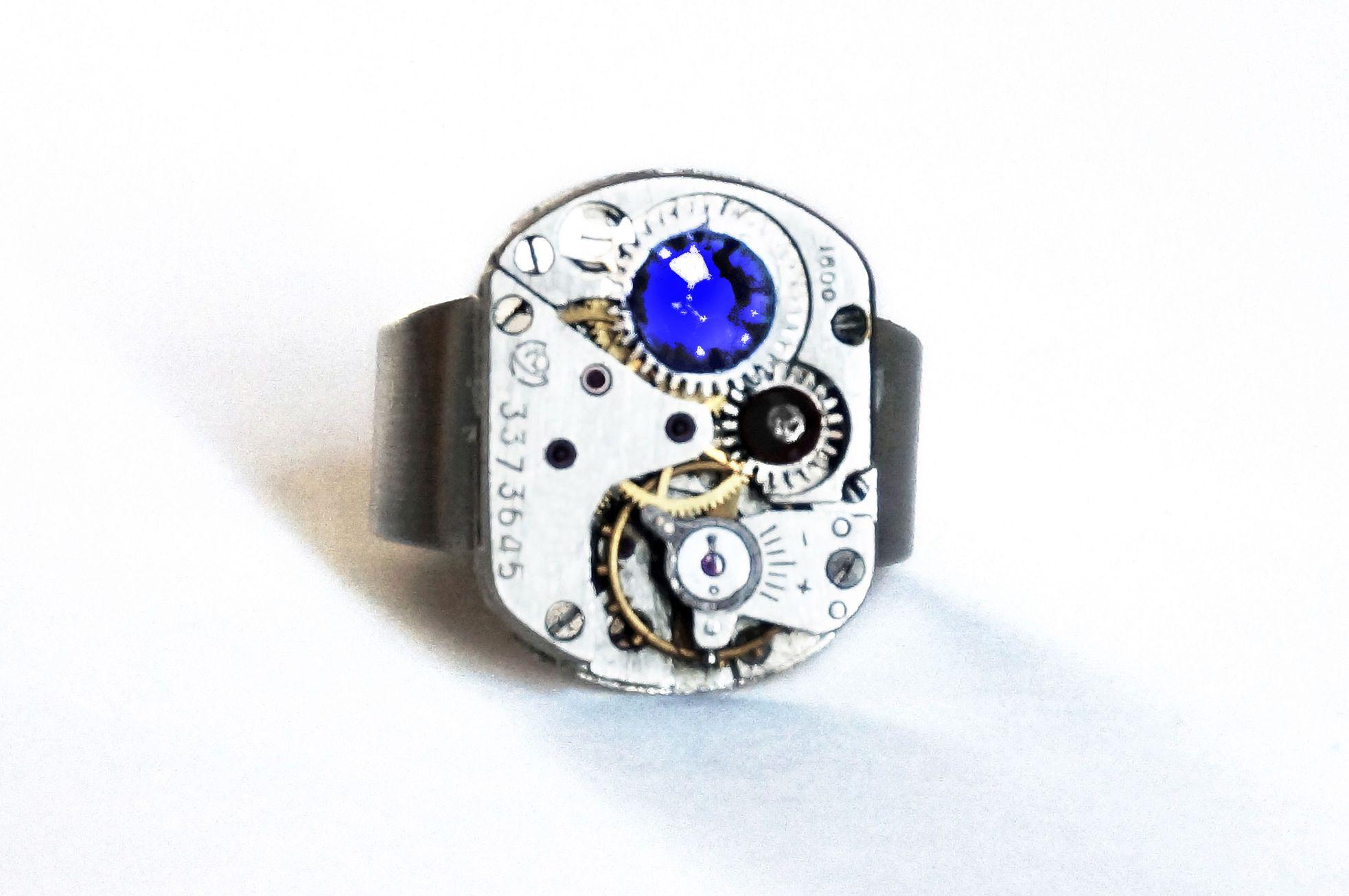 steampunk mens jewelry ring boyfriend for him husband