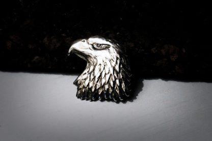 mens pin brooch eagle