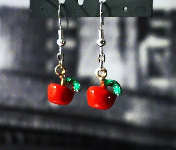 bdsm adam eva earrings