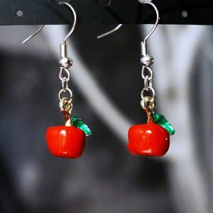 bdsm adam eva earrings