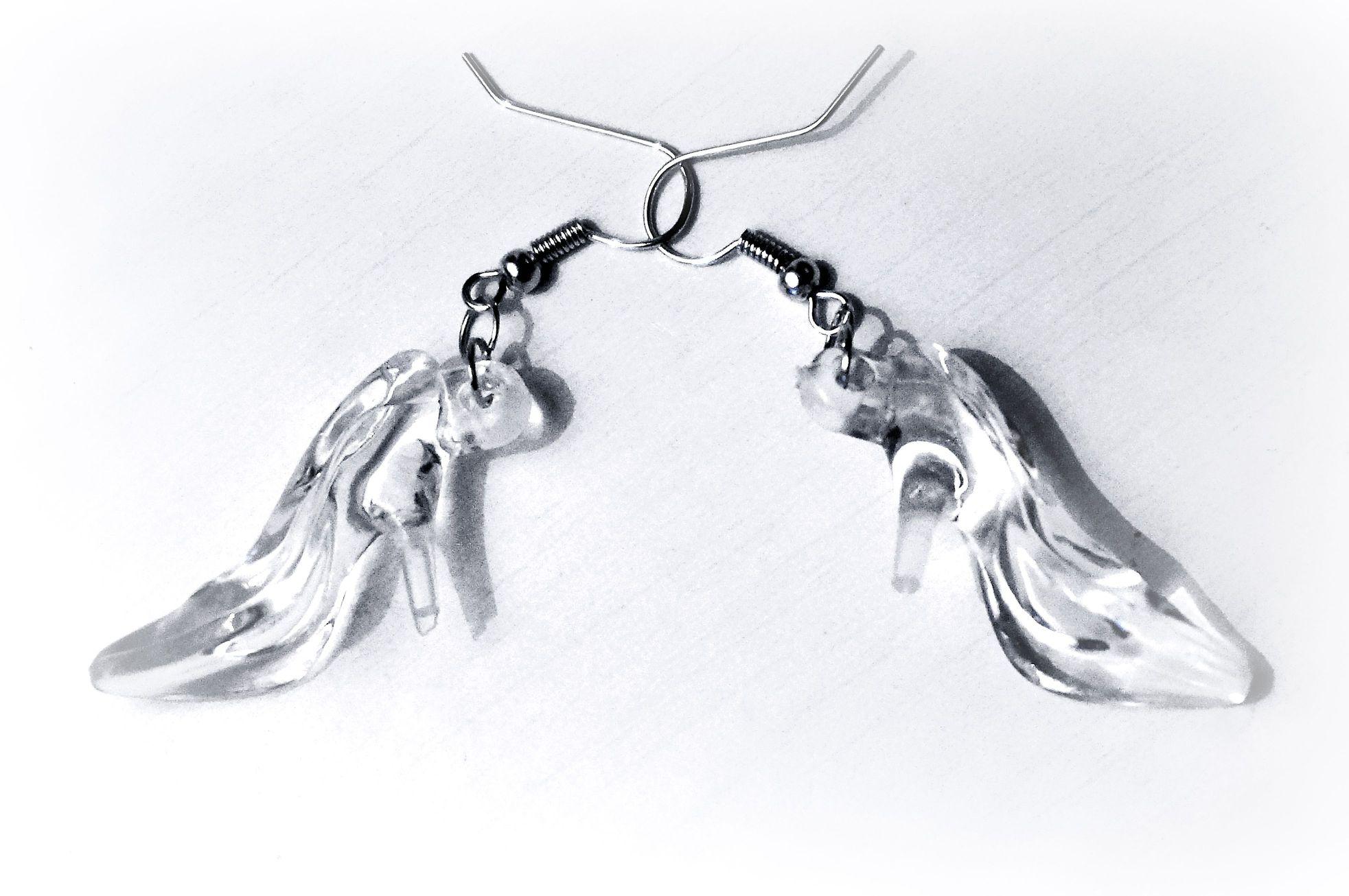 bdsm women shoes earrings