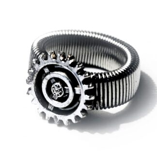steampunk bdsm burning man ring