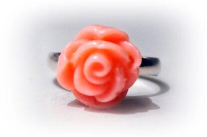 Сабмиссив украшения кольцо роза цветок
