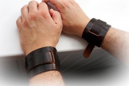 BDSM jewelry cuff bracelet handcuffs submissive dominant