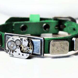 mens bracelet steampunk jewelry