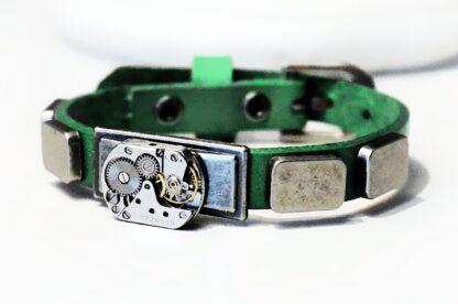 mens bracelet steampunk jewelry