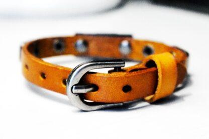 Steampunk BDSM bracelet mens cuff submissive dominant