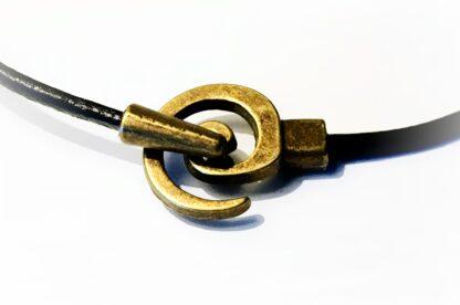 БДСМ символ трискель ошейник сабмиссив доминант