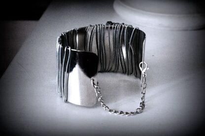 Steampunk BDSM Burning Man costumes bracelet festival clothing