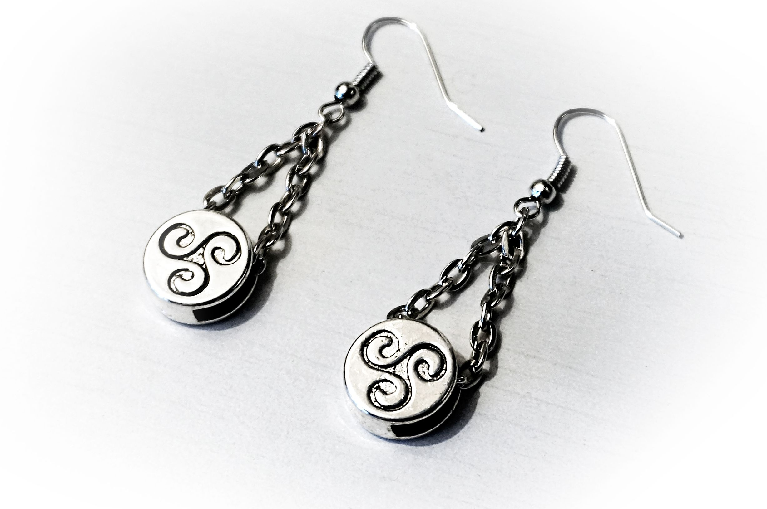 bdsm earrings submissive dominant jewelry