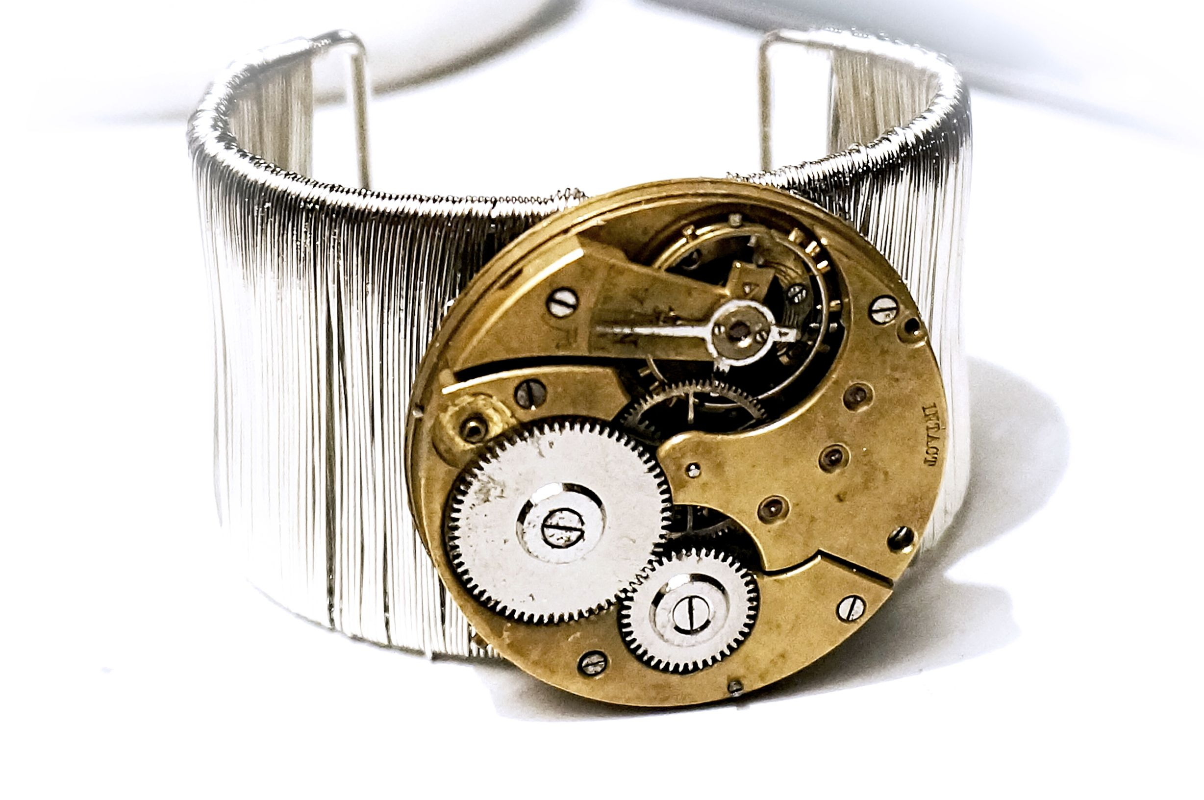 Steampunk BDSM jewelry bracelet burning man costumes coachella