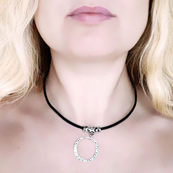 Bdsm submissive collar slave jewelry