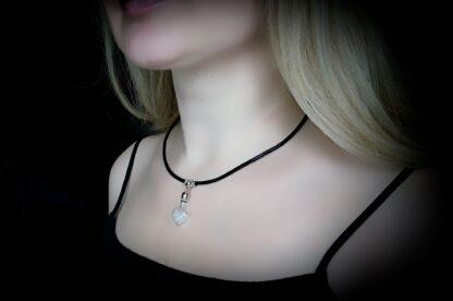 bottle necklace pendant