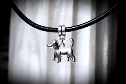 BDSM submissive day collar leather choker dog