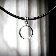 Submissive collar choker bdsm jewelry