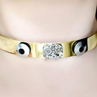 Burning man clothing costumes collar