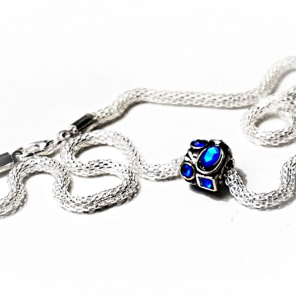 submissive collar charm necklace