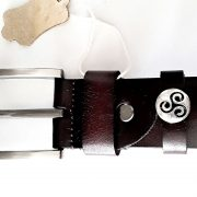 BDSM symbol triskele belt triskelion emblem