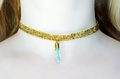 necklace psychedelic trance boho chic pendant