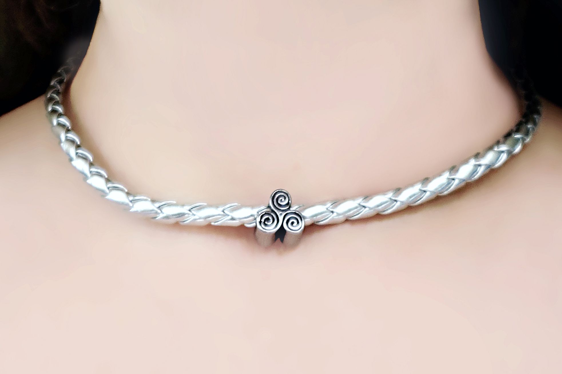 fetish jewelry collar