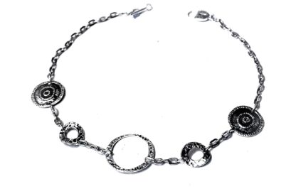 Submissive BDSM collar necklace
