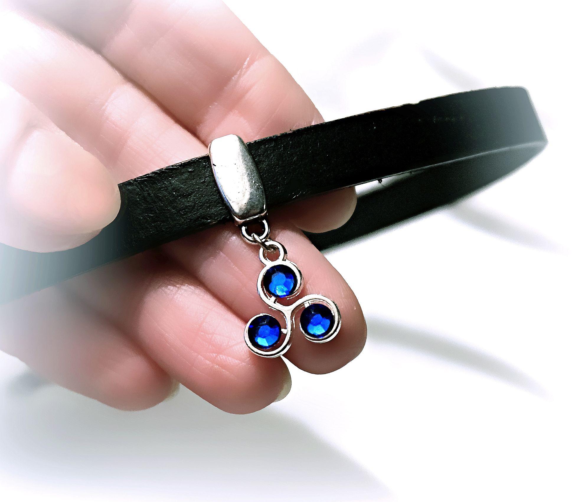 Submissive day collar Steampunk BDSM