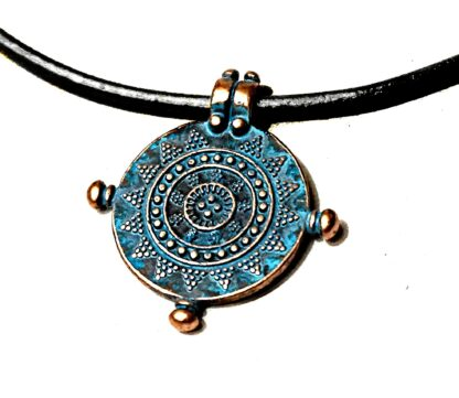 Hippies clothing rave wear necklace psychedelic trance