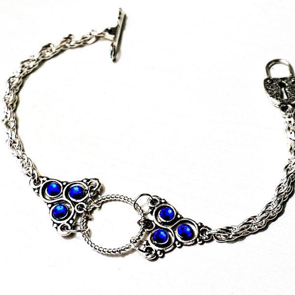 Submissive dominant chain bracelet Marrakesh nights