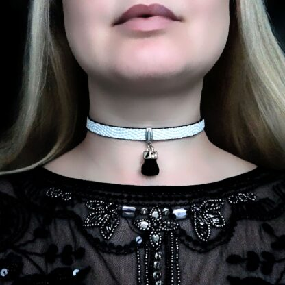 Submissive collar BDSM jewelry necklace boho chic