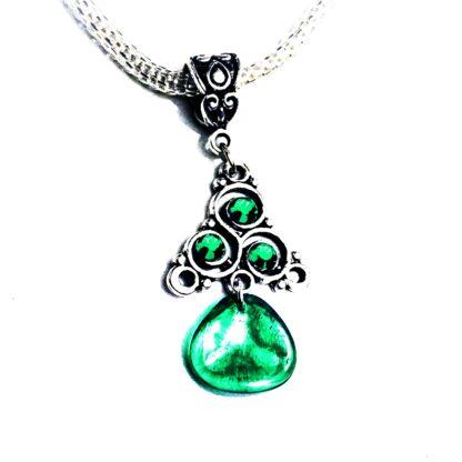 Chain pendant Marrakesh slave woman gift