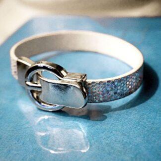 БДСМ украшения стимпанк браслет женский кожаный