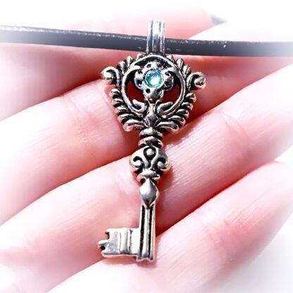 Стимпанк БДСМ сабмиссив ошейник подвеска ключ доминант фетиш подарок девушке
