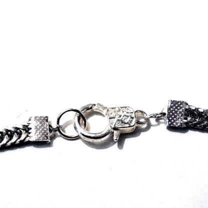BDSM jewelry symbol triskele day collar metal necklace