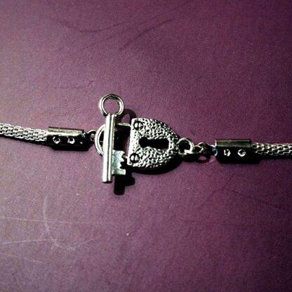 БДСМ символ трискель эмблема Марракеш ожерелье