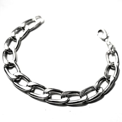 Steampunk BDSM jewelry mens chain bracelet submissive