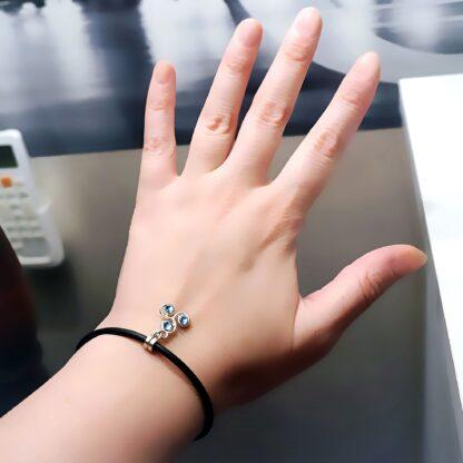 BDSM symbol triskele triskelion bracelet charm pendant submissive