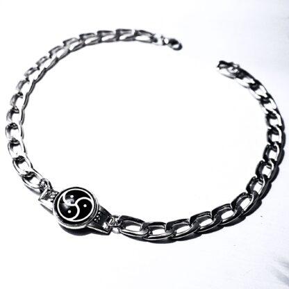 БДСМ символ трискель трискелион эмблема ошейник