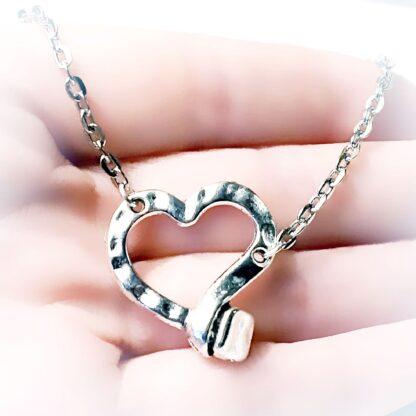 Ювелирные изделия ожерелье подвеска сердце