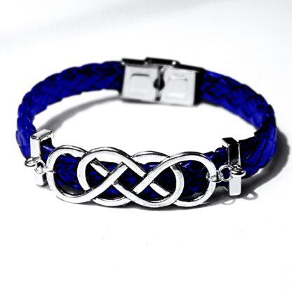 Steampunk BDSM shibari bracelet