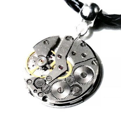 Steampunk BDSM jewelry mens necklace dominatrix mistress woman pendant