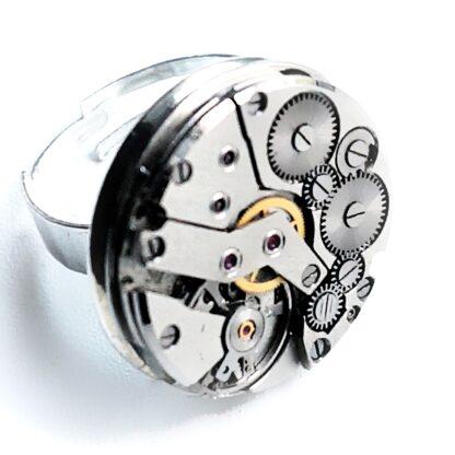 Стимпанк БДСМ украшения кольцо мужское женское доминант госпожа